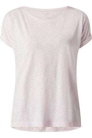 Christian Berg Kobieta Z krótkim rękawem - T-shirt z dżerseju slub