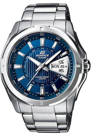 Casio Mężczyzna Zegarki - Zegarek - EF-129D-2AVEF Silver