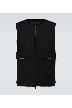 A-cold-wall* Paneled multi-pocket gilet