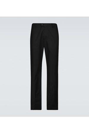 A-cold-wall* Rurki - Nylon taffeta slim-fit pants