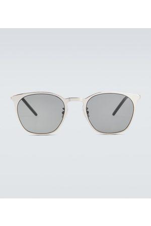 Saint Laurent Okulary przeciwsłoneczne - Metal sunglasses