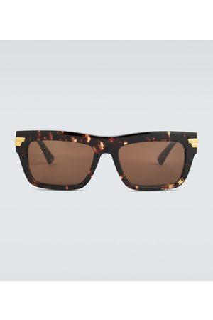Bottega Veneta Okulary przeciwsłoneczne - Acetate frame sunglasses