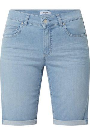 Angels Szorty jeansowe z dodatkiem streczu