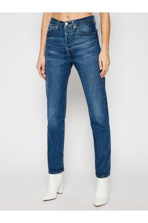 Levi's Jeansy 501® Crop 36200-0157 Cropped Fit