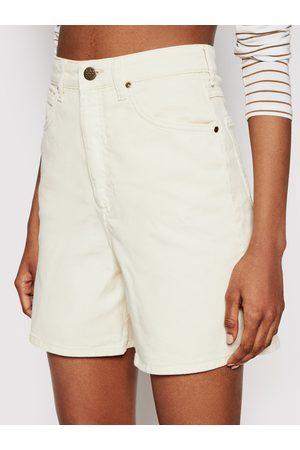 Lee Kobieta Szorty - Szorty jeansowe Stella L37EQHYJ Loose Fit