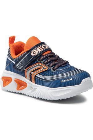 Geox Sneakersy - Sneakersy J Assister B. A J15DZA 00011 C0820 M Granatowy