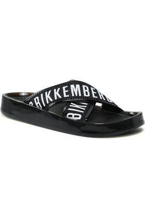Bikkembergs Kobieta Klapki - Klapki Noemy B4BKW0151