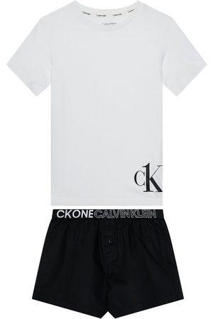 Calvin Klein Piżamy - Piżama Woven Pj B70B700333