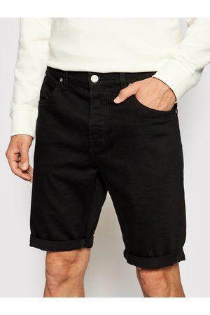 Lee Mężczyzna Straight - Szorty jeansowe 5 Pocket L73EHFAE Regular Fit
