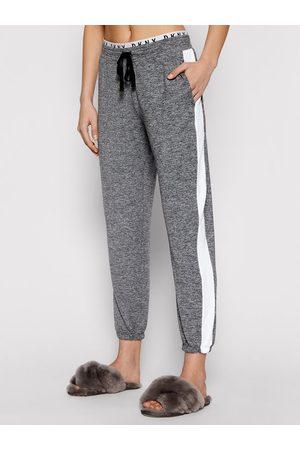 DKNY Kobieta Koszule i Koszulki nocne - Spodnie piżamowe YI2722471 Regular Fit