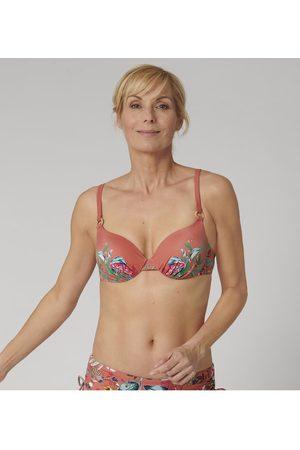 Triumph Kobieta Bikini - Góra od bikini Botanical Leaf 10207904