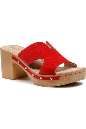 Lasocki Kobieta Klapki - Klapki - S722 Red