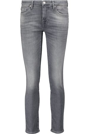 7 for all Mankind Pyper low-rise skinny jeans