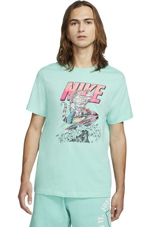 Z krótkim rękawem - Nike NSW Beach Jet Ski Tee (DD1280-307)