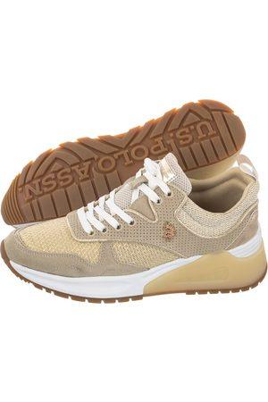 Ralph Lauren Sneakersy Bonye025 Sand-Gold BONYE4025S1/ST1 (US92-a)