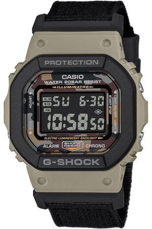G-Shock Mężczyzna Zegarki - Zegarek - DW-5610SUS-5ER BlackGreen