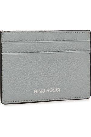 Gino Rossi Portmonetki i Portfele - Etui na karty kredytowe - O3W1-003-SS21 Blue