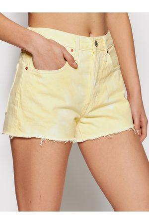 Levi's Szorty jeansowe 501® Original 56327-0197 Regular Fit