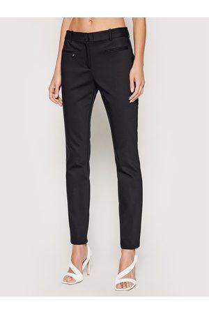 Tommy Hilfiger Spodnie materiałowe Marta 1M87647781 Slim Fit