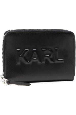 Karl Lagerfeld Duży Portfel Damski 211W3217