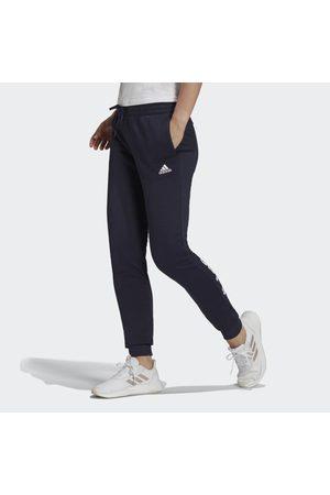 adidas Essentials Fleece Logo Pants