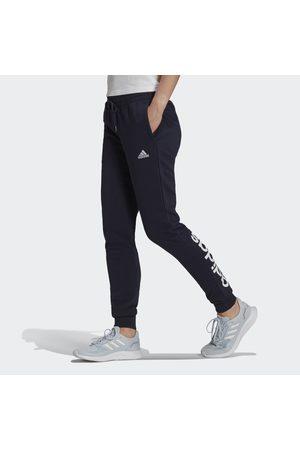adidas Kobieta Dresy - Essentials French Terry Logo Pants