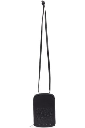 Loewe Anagram leather pouch
