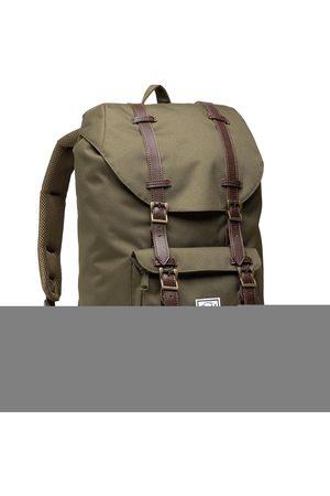 Herschel Plecaki - Plecak - Little Amercia Mid 10020-04488 Ivy Green/Chicory Coffee