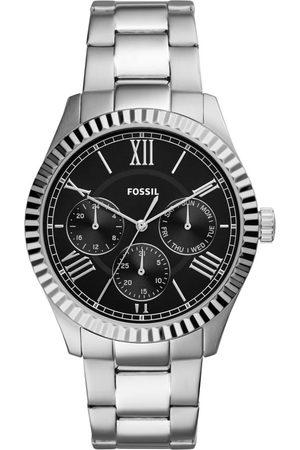 Fossil Mężczyzna Zegarki - Zegarek - Chapman FS5631 Silver/Black