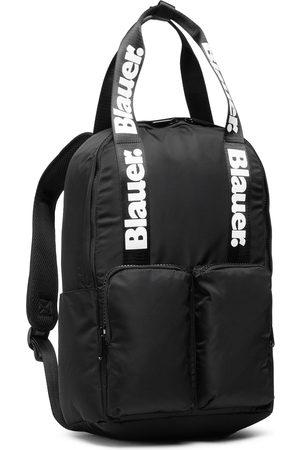 Blauer Plecaki - Plecak - S1TWIN07/NYLON Black
