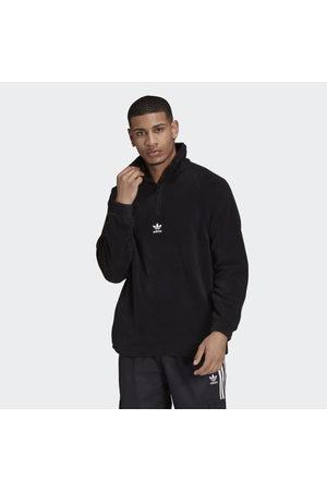 adidas Adicolor Classics Teddy Fleece Half-Zip Jacket