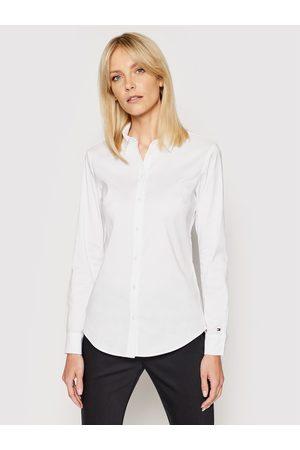 Tommy Hilfiger Koszula Heritage Regular Fit Shirt 1M87647510 Slim Fit