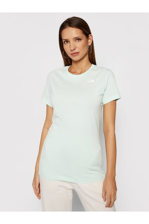 The North Face T-Shirt Simple Dome NF0A4T1A Regular Fit
