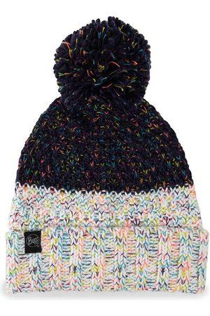 Buff Czapka Knitted & Fleece Hat Janna 117851.779.10.00 Granatowy