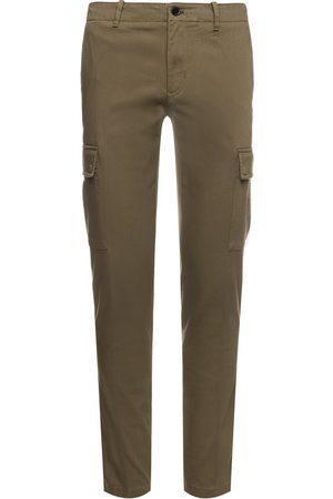 Tommy Hilfiger Spodnie materiałowe Bleecker Cargo MW0MW12593 Slim Fit