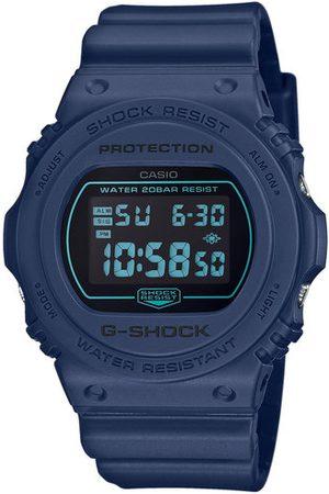 G-Shock Zegarek DW-5700BBM-2ER Granatowy