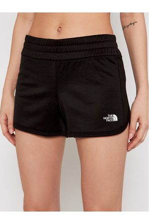 The North Face Szorty sportowe Train N Logo NF0A3UX6 Regular Fit