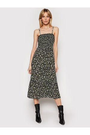 Tommy Hilfiger Sukienka letnia Floral DW0DW09852 Regular Fit
