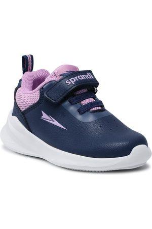 Sprandi Dziewczynka Sneakersy - Sneakersy - CP23-5973(II)DZ Navy