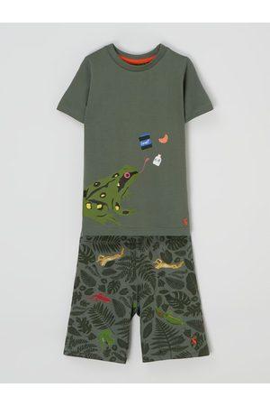 Tom Joule Chłopiec Piżamy - Piżama z bawełny ekologicznej model 'Arnie'