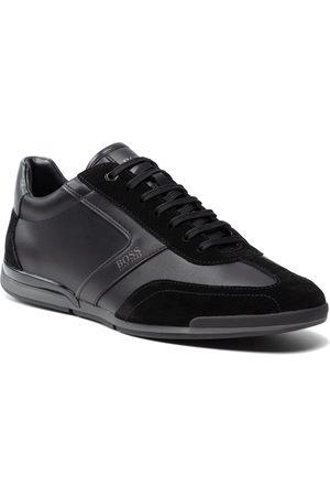HUGO BOSS Sneakersy - Saturn 50455305 10231638 01 Black 001