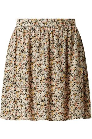 Pieces Kobieta Spódnice mini - Spódnica mini z wiskozy model 'Nya'