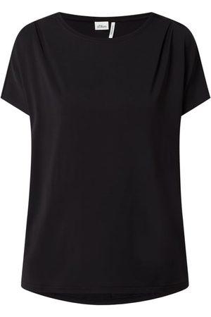 s.Oliver T-shirt z okrągłym dekoltem