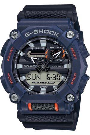 G-Shock Mężczyzna Zegarki - Zegarek - GA-900-2AER Navy/Navy
