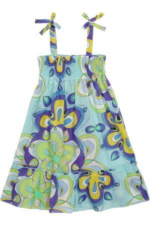 Vilebrequin Gloss printed cotton dress