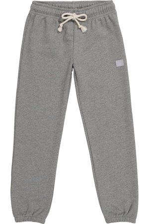 Acne Studios Mini Fairview Face cotton sweatpants