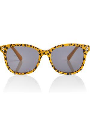 Stella McCartney Cheetah-print sunglasses