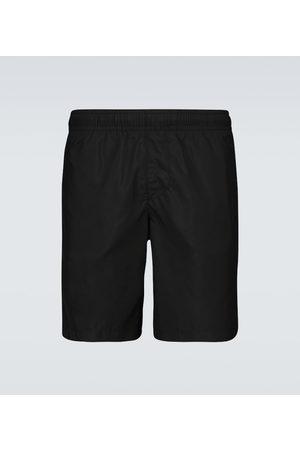 Givenchy 4G long swim shorts