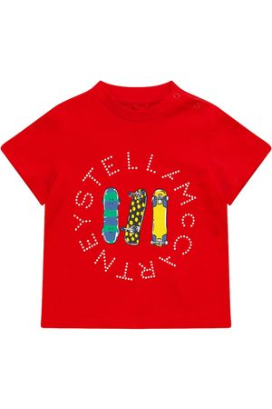 Stella McCartney Baby organic cotton T-shirt