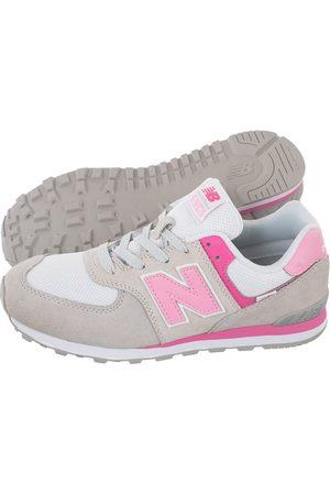 New Balance Kobieta Sneakersy - Sneakersy GC574SA2 Szare (NB454-a)